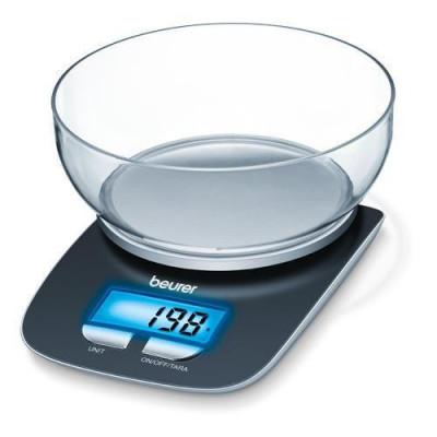 Balanza de cocina BEURER KS25 - 1