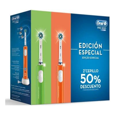Cepillo dental Braun PRO600DUO (89606)