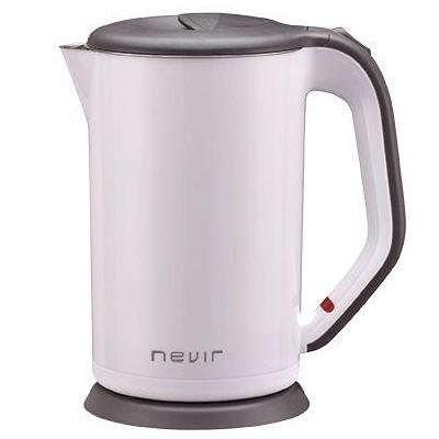 Hervidor Nevir NVR1110KBL, electrico, inox, 1800w