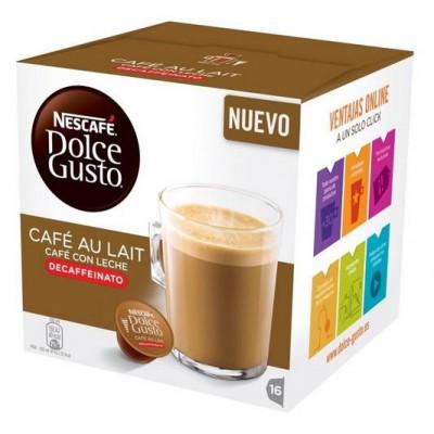 Capsulas cafe Dolce Gusto Nestle CAFE DESCAFEINAD - 1