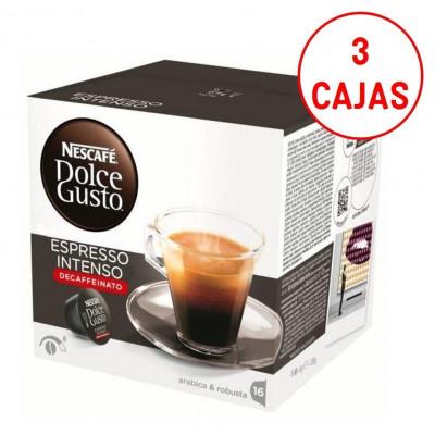 Capsulas cafe Dolce Gusto Nestle EXPRESSO DESCAFE - 1