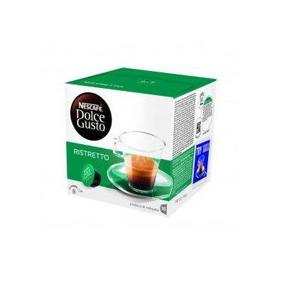 Capsulas cafe Dolce Gusto Nestle EXPRESSO RISTRET