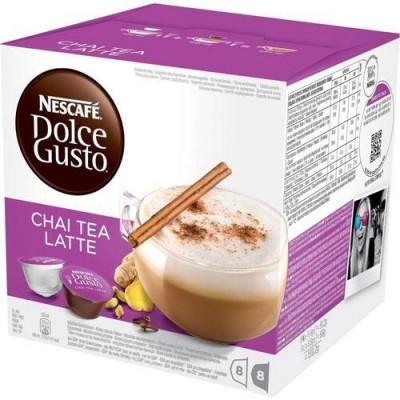 Capsulas cafe Dolce Gusto Nestle CHAI I TEA LATTE