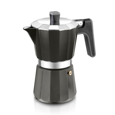 Cafetera italiana Bra Perfecta Black A170485 - 1