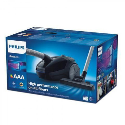 Aspirador con bolsa Philips Pae FC824109 - 3