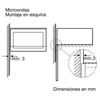 Microondas INT Balay 3CG5172N0 - 2
