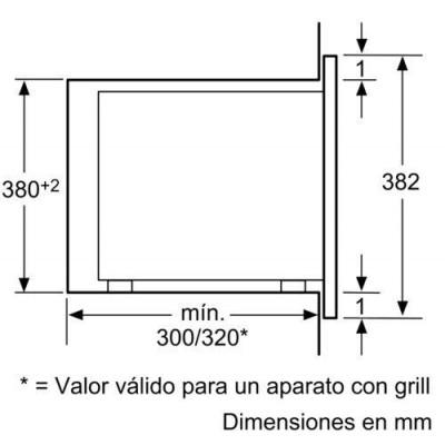 Microondas INT Balay 3CG5172N0 - 3