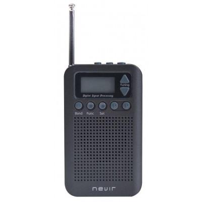 Radio Nevir NVR135DPLATA