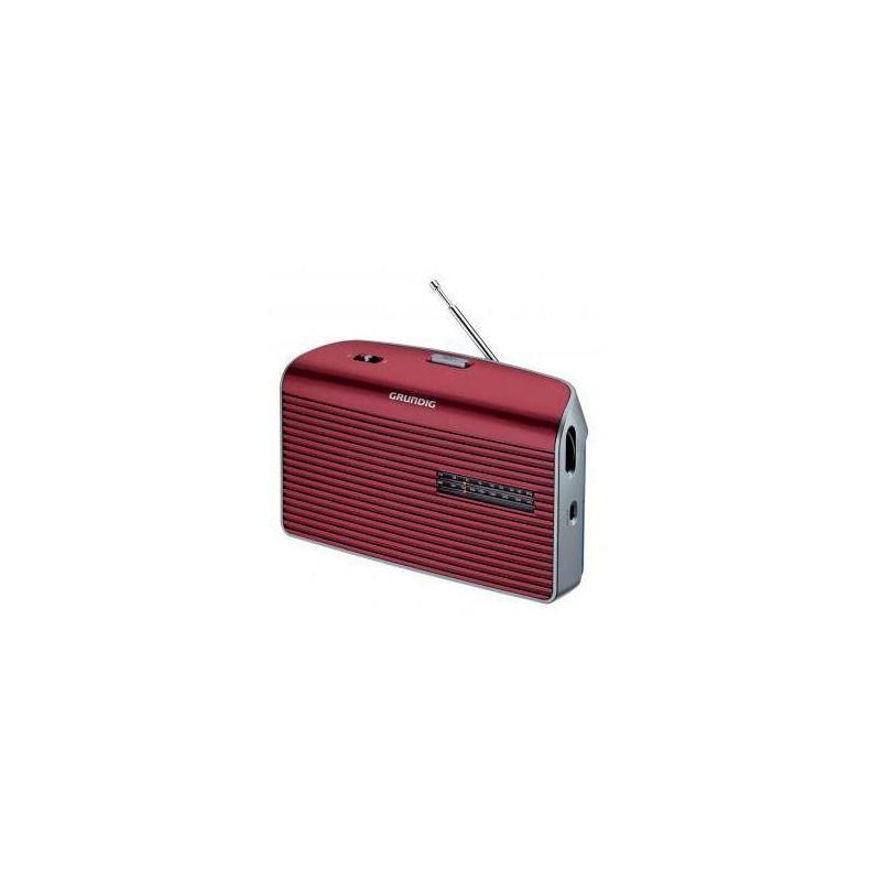 Radios Grundig Music60 Red/Silver - 1