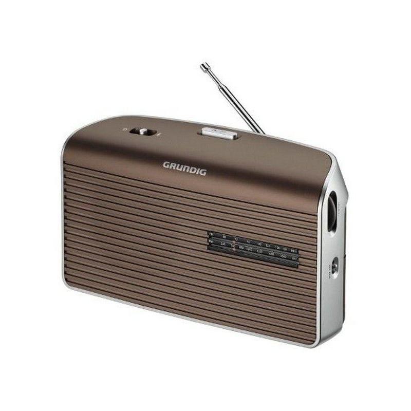 Radios Grundig Music60 Brown/Silver - 1