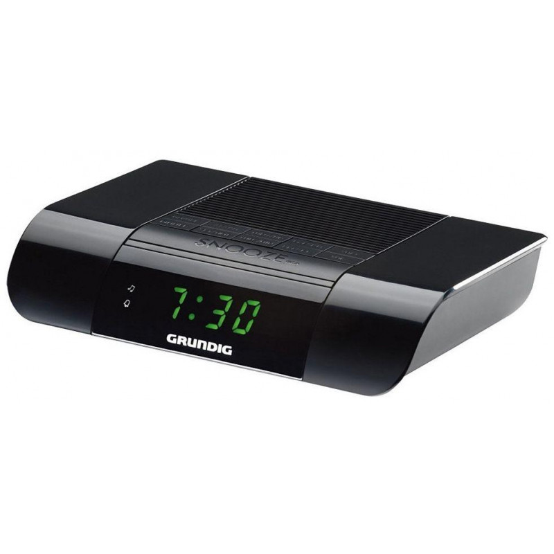 Radio Reloj Despertadores Grundig KSC35 Black - 1