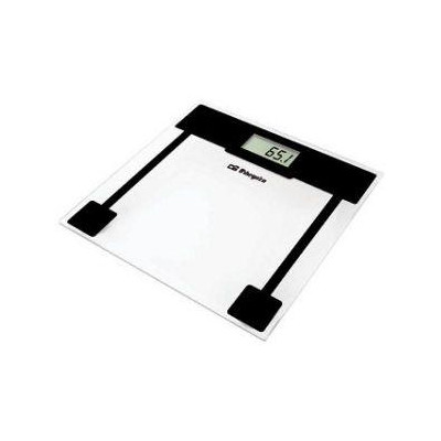 Bascula baño Orbegozo PB2210, 150kg, digital, cril