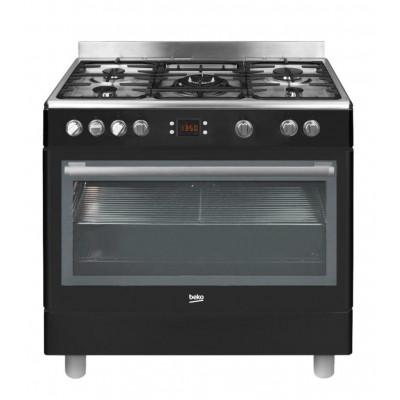 Cocina conv. Beko GM15310DB - 1