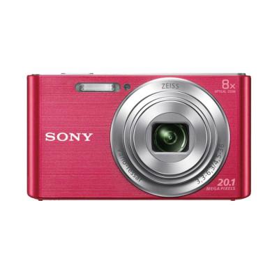 Camara foto digital Sony DSCW830P, ROSA - 1