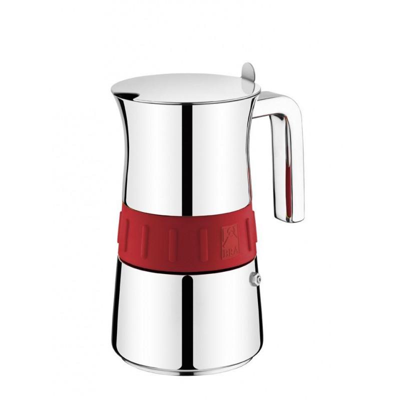 Cafetera italiana Bra Elegance Colors A170566 - 1