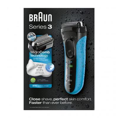 Afeitadora Braun 3010SERIE3 (12129) - 8