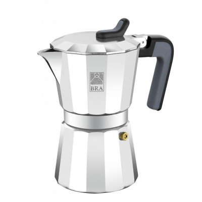 Cafetera italiana Bra De Luxe2 A170574 - 1