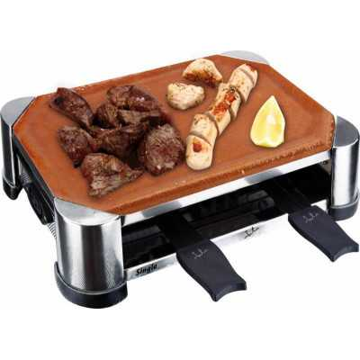 Grill-raclette Jata GT202, 500w, 28x18cm, 2 racle. - 1