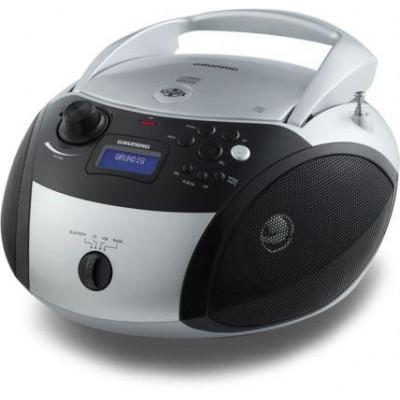 Radio cd Grundig RCD 1500 BT Silver - 1